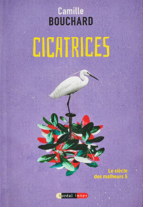 Book cover for Cicatrices by Camille Bouchard
